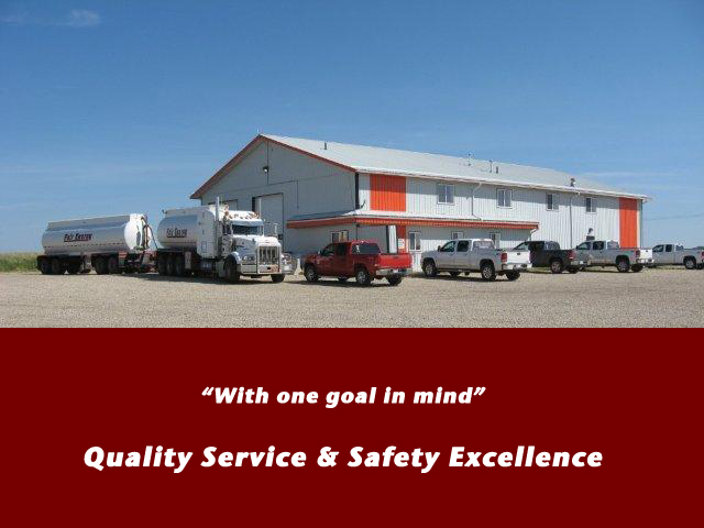 Quality Service & Safety Excellence